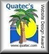 Quatec's Web Design Award